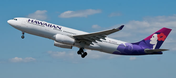 Hawaiian Airlines Travelado Com