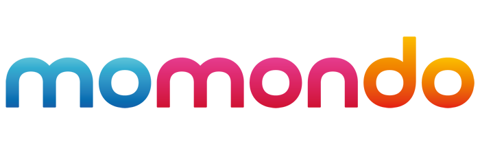 Momondo - stay curious logotyp