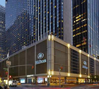Hilton New York Hotels