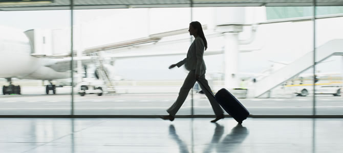 10 tips for business travelers - how to relax without hurting your business