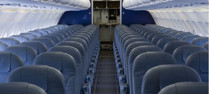Booking the best airplane seat