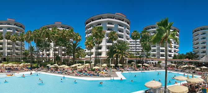 Hotel Servatur Waikiki Playa Del Ingles